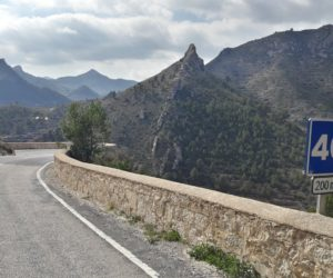 Soustředění v Alicante